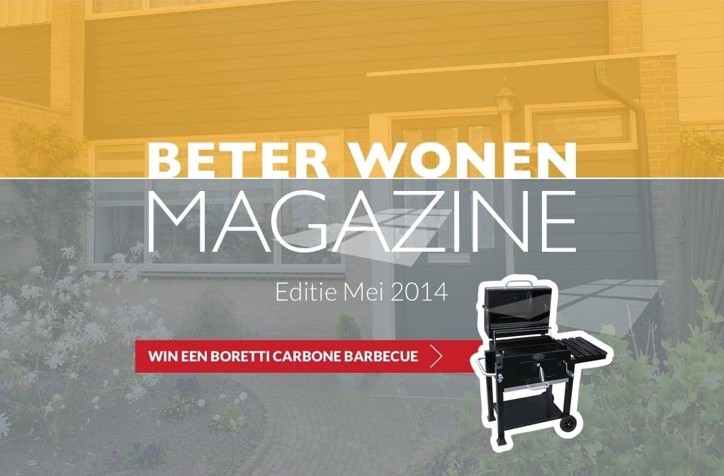 Select Windows Kunststof kozijnen - beter wonen digitaal magazine 2014