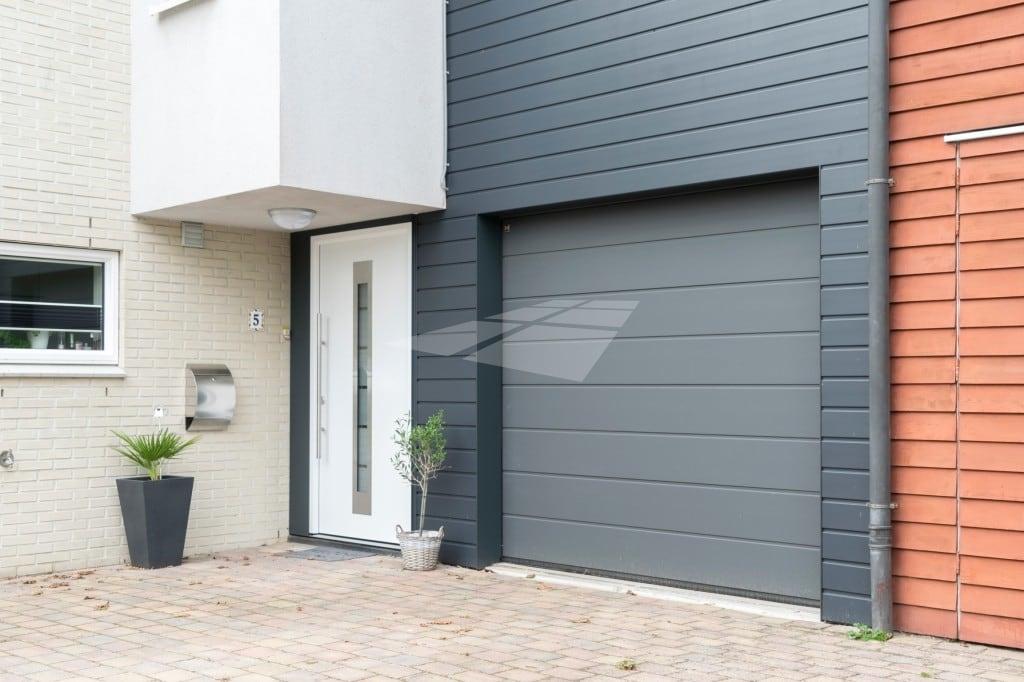 Hörmann voordeur en garagedeur