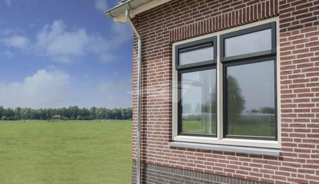 Kunststof kozijnen met Hollandse Hoek®