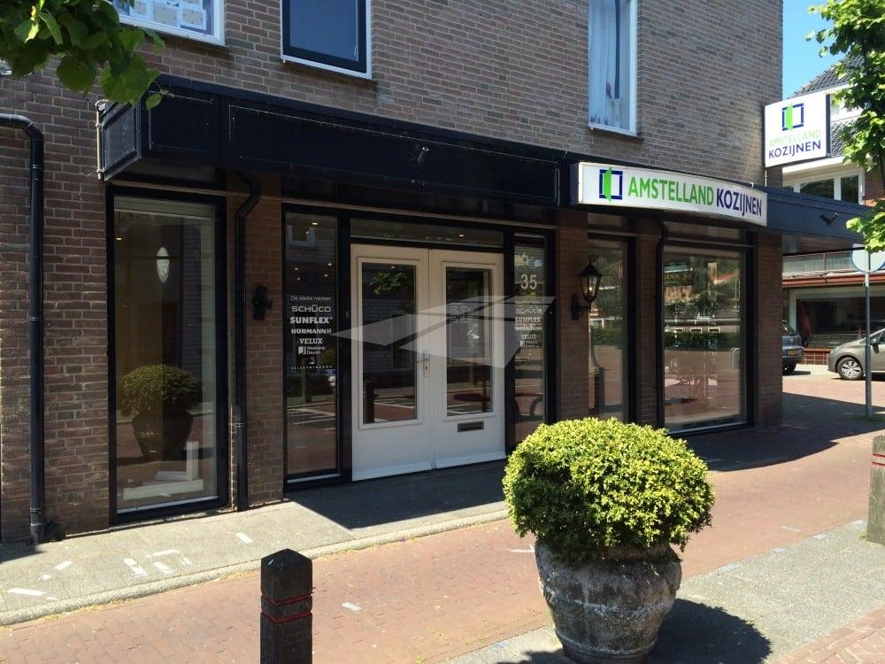 Amstelland Kozijnen BV te Amstelveen - kunststof kozijnen Amstelveen