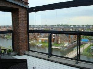 Balkonbeglazing type SF25