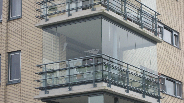 Select Windows kunststof kozijnen - Balkonbeglazing