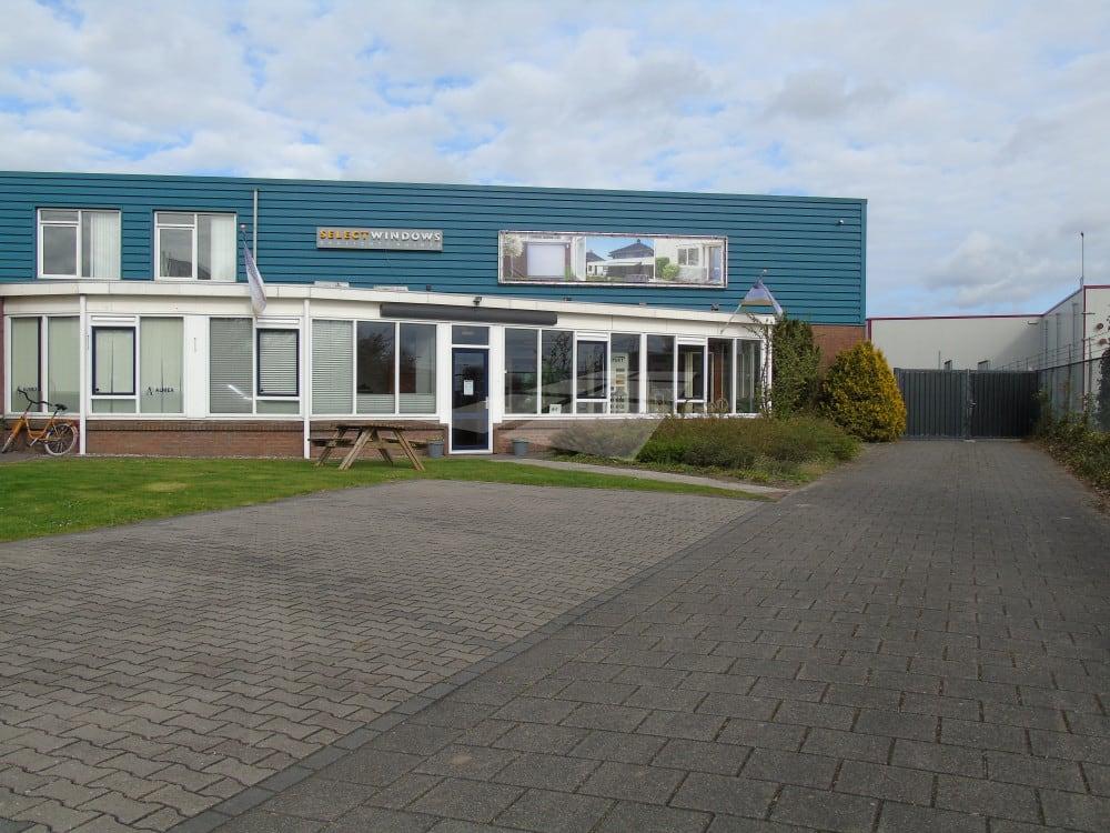 Select windows Drachten - kunststof kozijnen Friesland