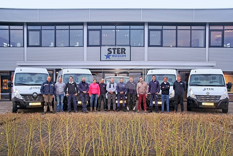 Team Ster Kozijn - Kunststof Kozijnen Oldenzaal