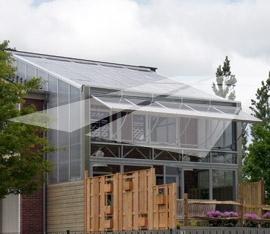 Select Windows Kunststof kozijnen - sponsoring TU Delft Huis van de Toekomst
