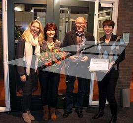 Select Windows Kunststof Kozijnen - Kozijn & Zo uitgeroepen tot partner van het jaar 2014
