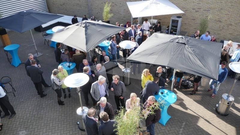 Select Windows Kunststof Kozijnen - Feestelijke opening nieuwe showroom Van der Vlugt in Velserbroek