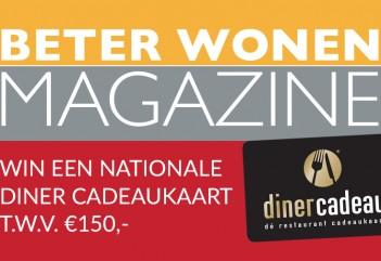 Digitaal magazine 'Beter Wonen'