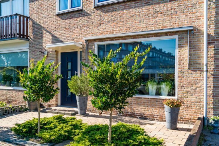 Select Windows kunststof raam en kunststof voordeur referentie kunststof voordeur IJmuiden