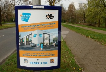Verbouwcenter Ede opent splinternieuwe showroom