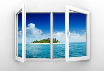 Op vakantie? Sluit ramen en deuren!