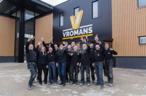 Team Vromans kunststof kozijnen Goirle