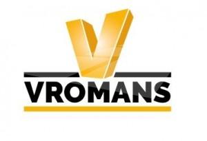 Vromans logo Nieuw!