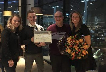 Gloudemans Kozijnen & Zonwering uitgeroepen tot Select Windows Partner van 2016