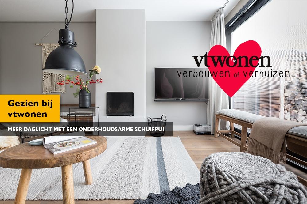 Select Windows kunststof kozijnen - gezien bij VTwonen vtwonen verbouwen of verhuizen rotterdam