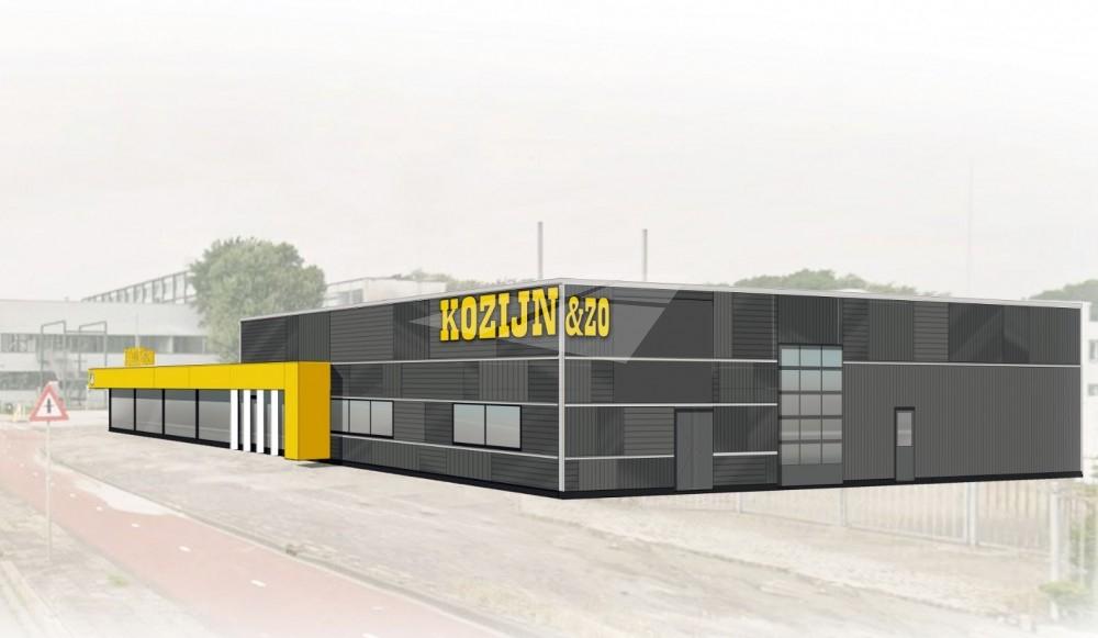 Select Windows kunststof kozijnen - Kozijn & Zo Hoogvliet