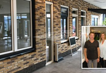 DEZA Kozijnen opent nieuwe showroom