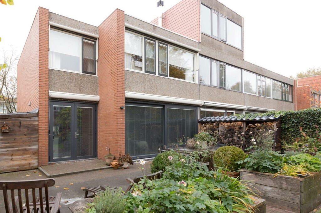 Select Windows Kunststof kozijnen - schuifpui met screenline in vtwonen metamorfose Rotterdam