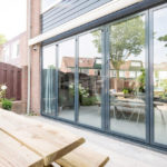 Select Windows - vouwwand of harmonicadeuren aluminium in vtwonen metamorfose verbouwen of verhuizen