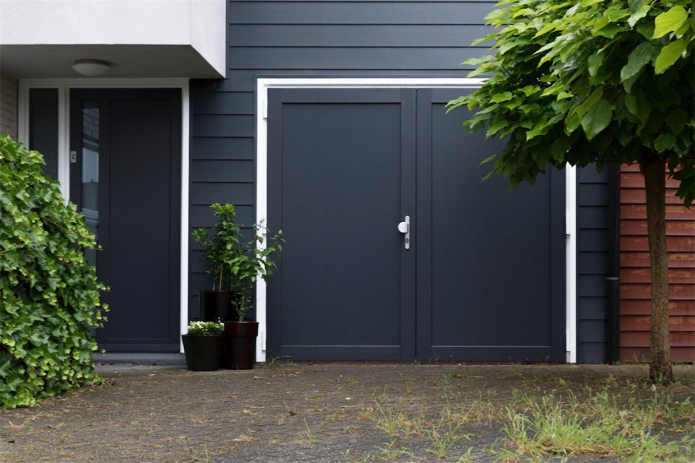 Select Windows - Hörmann openslaande garagedeuren
