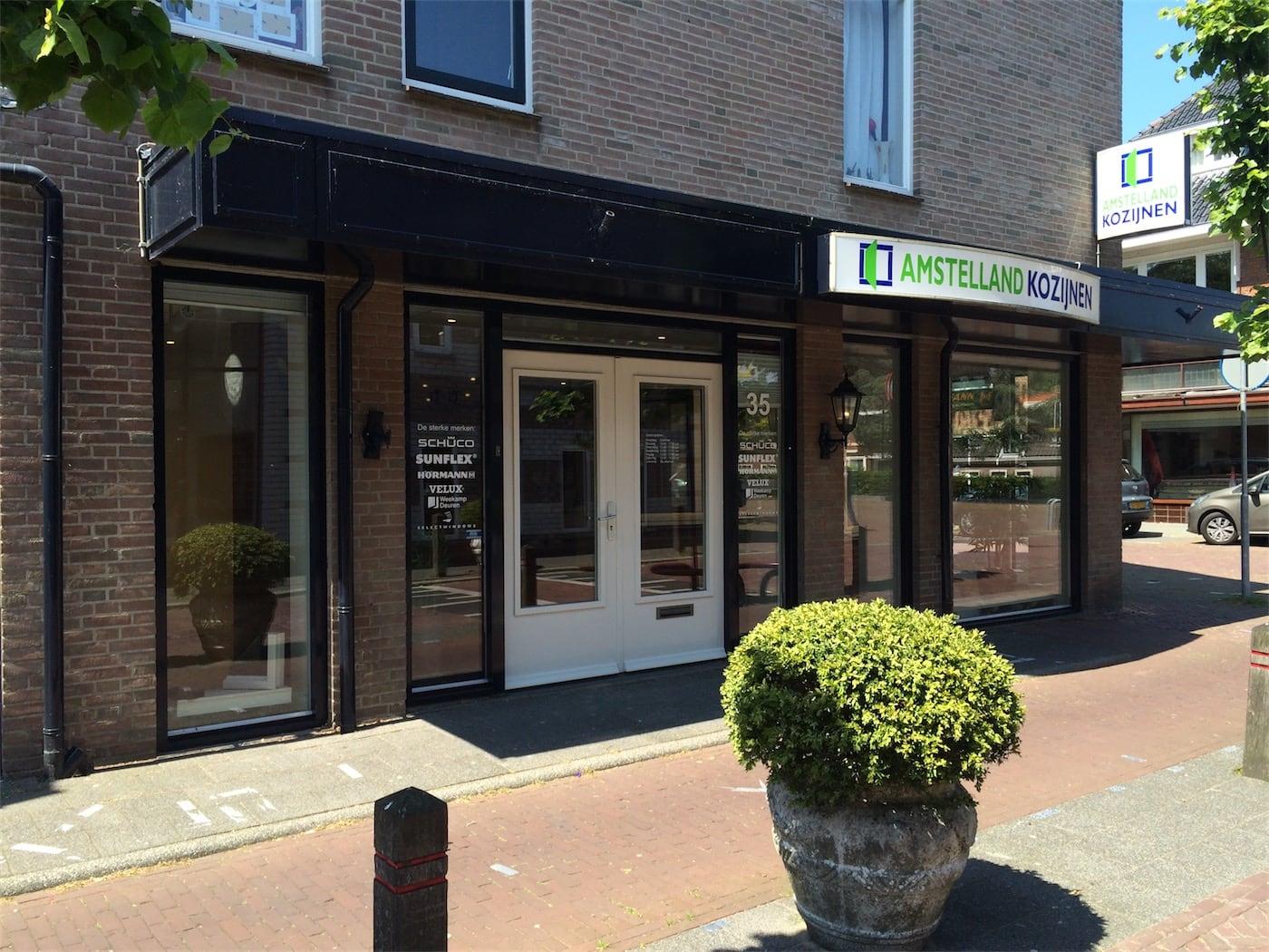 Select Windows Kunststof Kozijnen Amstelveen koopt u bij Amstelland Kozijnen
