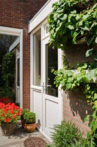Select Windows Kunststof kozijnen - kunststof achterdeur