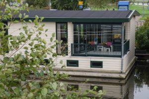 Select Windows - balkonbeglazing glazen schuifwand