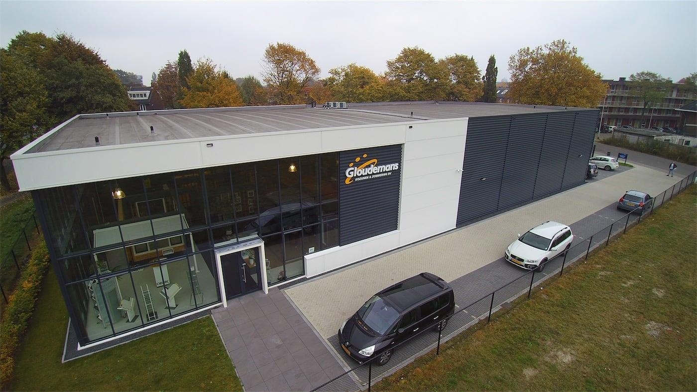 Select Windows Partner Gloudemans Kozijnen & Zonwering voor kunststof kozijnen Breda en omstreken