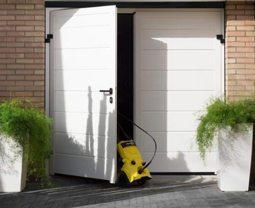 Select Windows - Hörmann openslaande garagedeuren - schoonmaaktips voor uw garagedeur