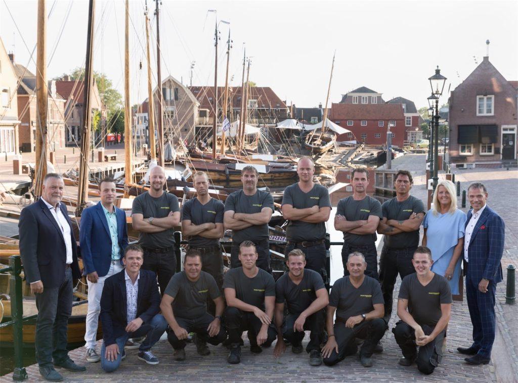 Select Windows Partner Multi Kozijn in Bunschoten Spakenburg em omgeving Amersfoort voor kunststof kozijnen
