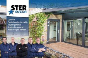 Select Windows Partner Ster Kozijn voor kunststof kozijnen Oldenzaal en omgeving