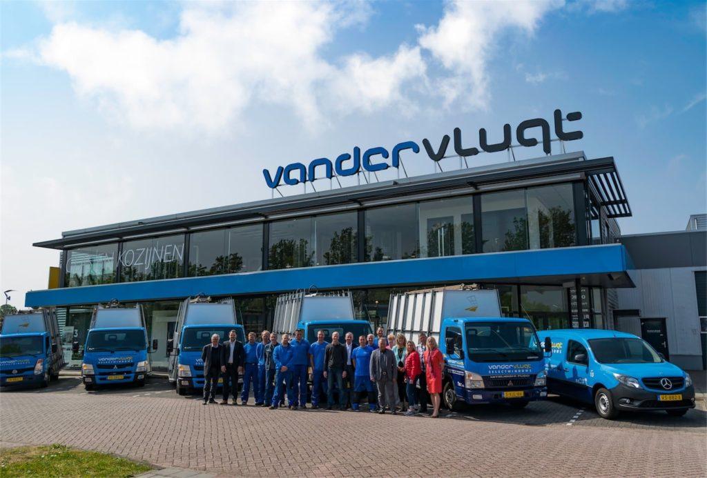 Select Windows Partner Van der Vlugt Kunststof kozijnen Velserbroek Haarlem kennermerland