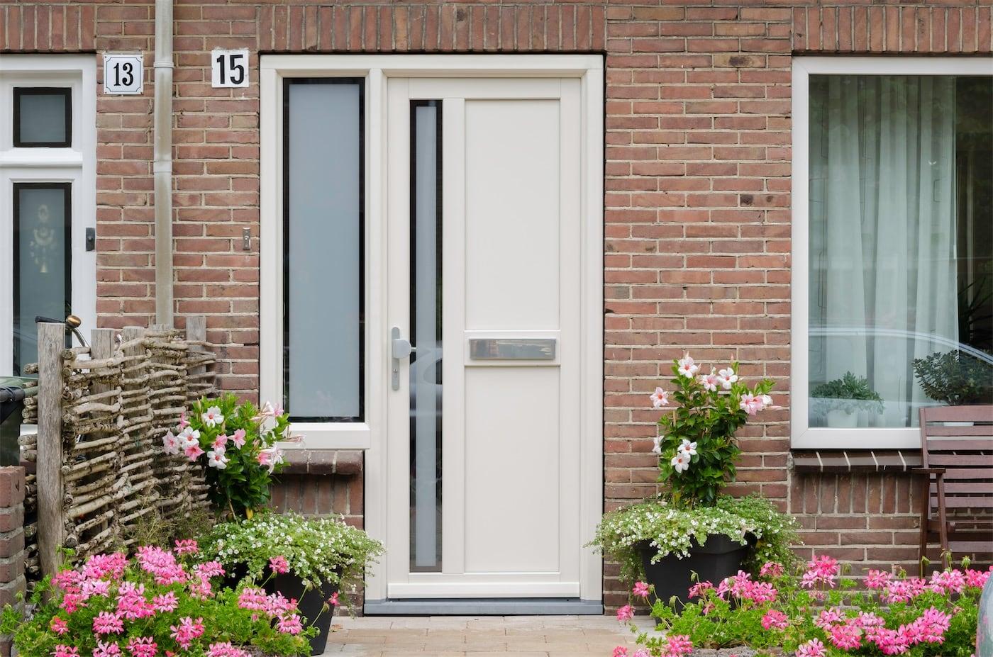 Kunststof Voordeuren Ontwerpt U Bij Ons Zelf Select Windows