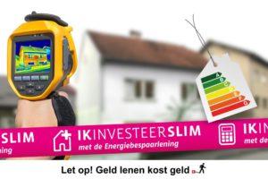 met de energiebespaarlening verduurzaam je je eigen woning tegen een aantrekkelijke rente