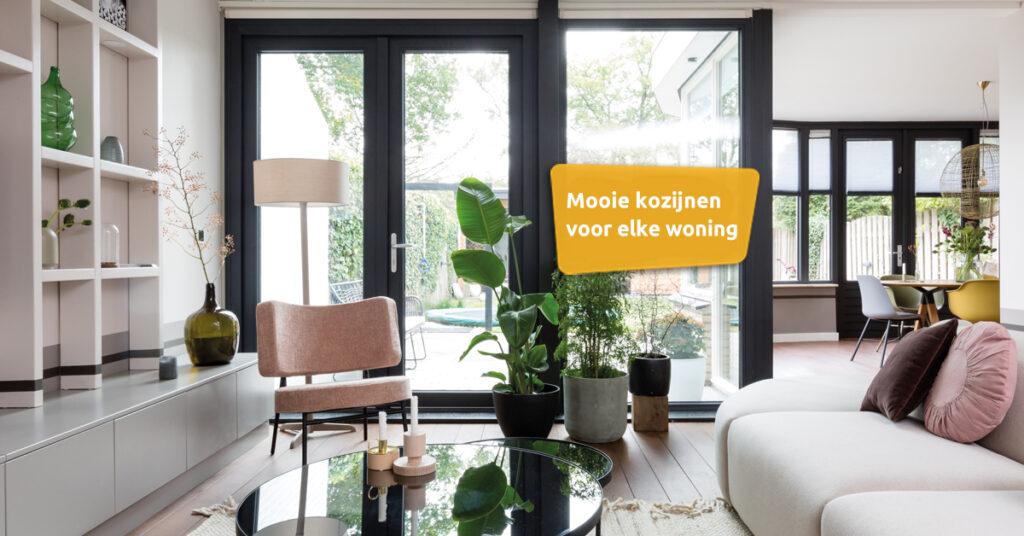 Select Windows Kozijnen - Blog - mooie kozijnen voor elke woning