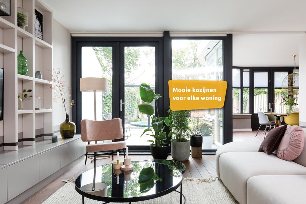 Select Windows Kozijnen - Slider - mooie kozijnen voor elke woning
