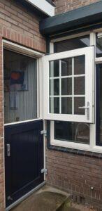 Select Windows Kunststof kozijnen - kunststof Boerendeur