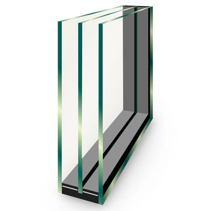 Select Windows Kunststof Kozijnen - triple glas