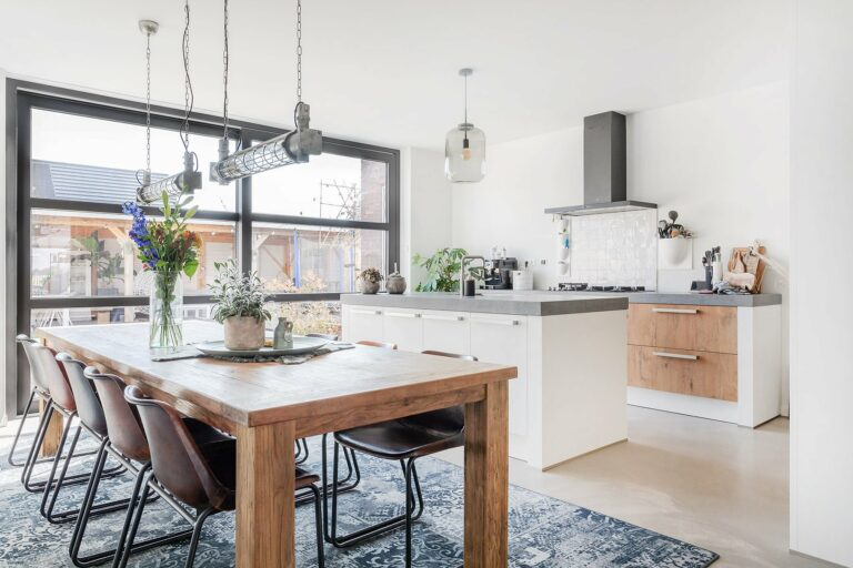 Select Windows Kunststof kozijnen - Eigentijdse kunststof schuifpui in nieuwbouwwoning - energiezuinige verbouwing