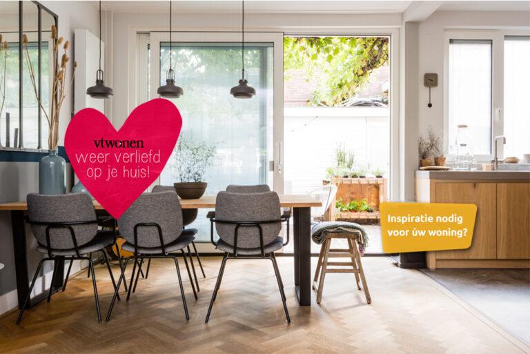 Select Windows werkt samen met vtwonen weer verliefd op je huis!