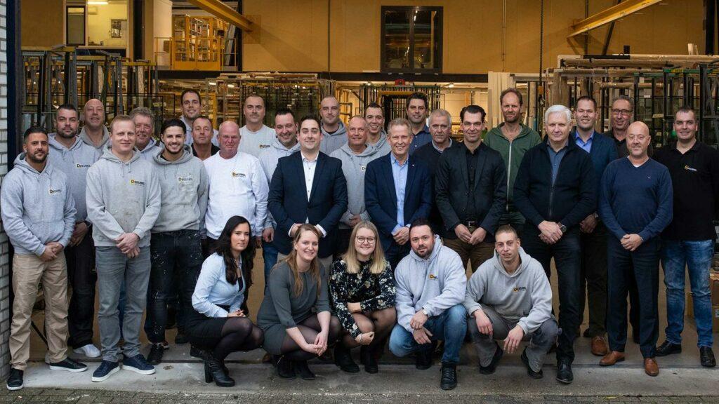 Select Windows partner Kunststof kozijnen Den Haag - Team Dreumel