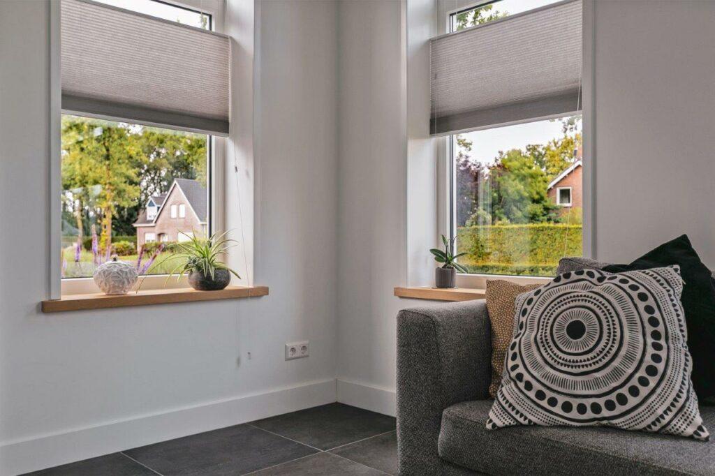 Select Windows Referentie Rijsbergen - Kunststof kozijnen in nieuwbouwwoning - kunststof ramen