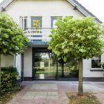 Select Windows Kunststof kozijnen - schuifpui bij vtwonen weer verliefd op je huis - buitenaanzicht