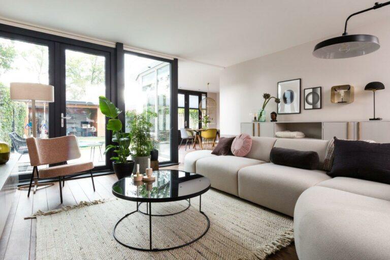 Select Windows kunststof kozijnen - Metamorfose Uden - vtwonen weer verliefd op je huis - tuindeuren met verwarmd glas
