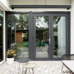 Select Windows kunststof kozijnen - Metamorfose Uden - vtwonen 'weer verliefd op je huis' - tuindeuren met verwarmd glas