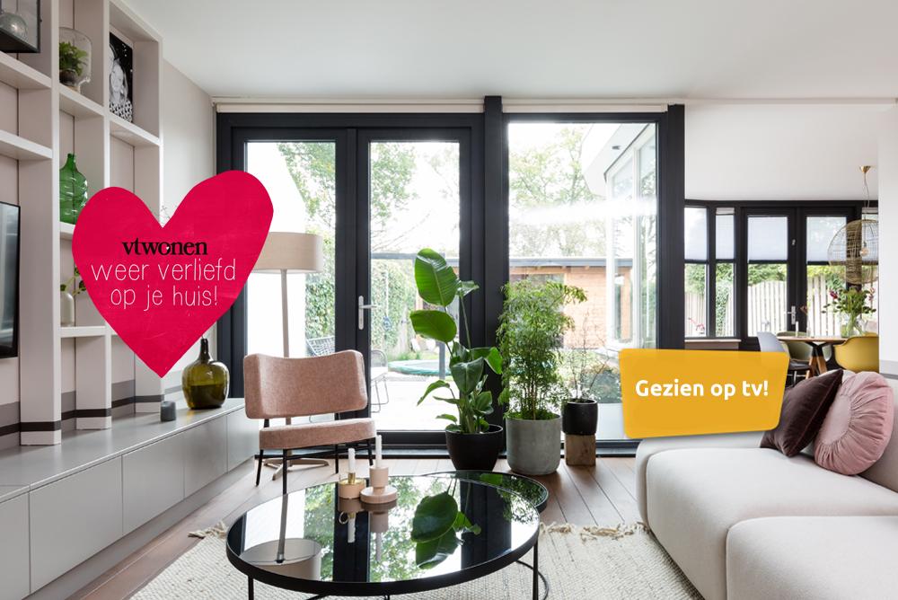Slider vtwonen weer verliefd op je huis metamorfose Uden