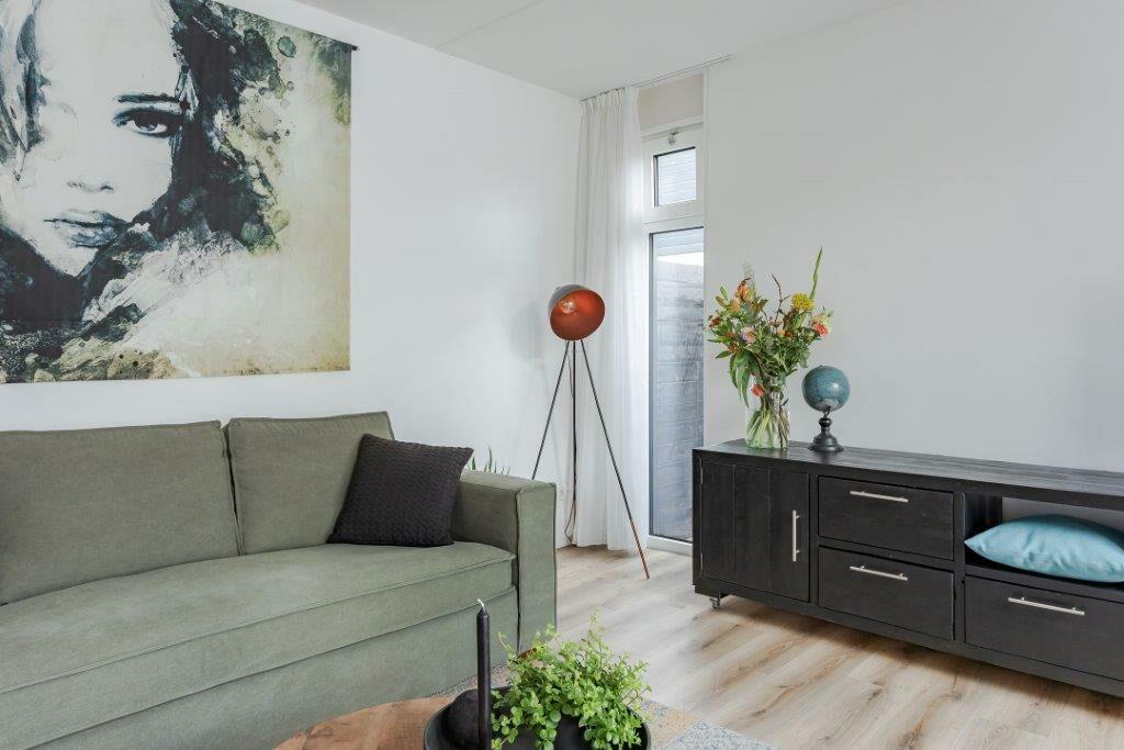 Select Windows Kunststof kozijnen - referentie Leeuwarden - kunststof raam met bovenlicht