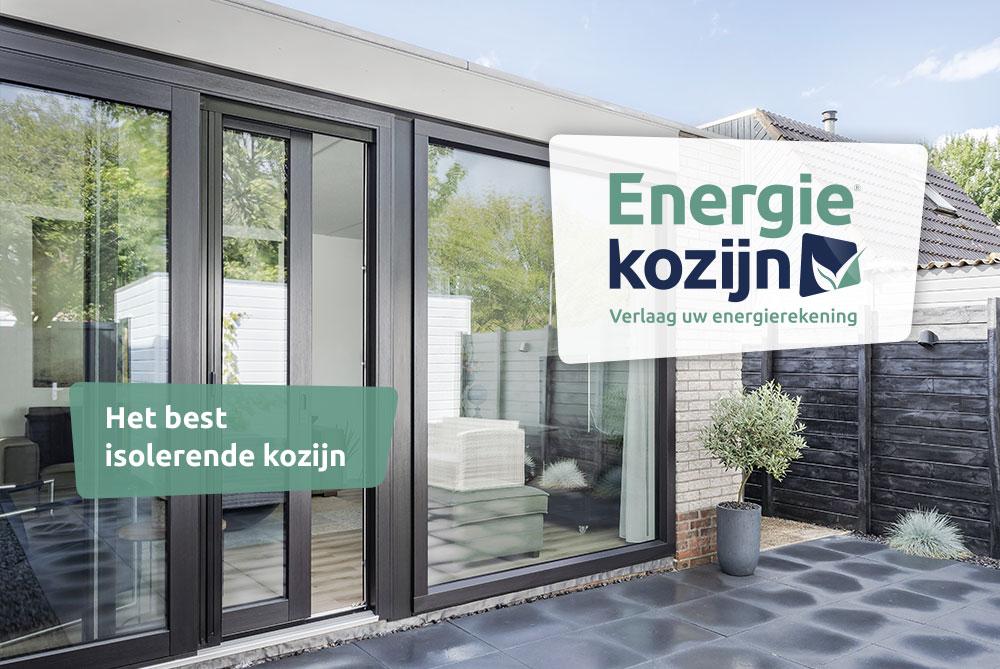 Select windows kunststof kozijnen - Energie Kozijn - slider - Wilt u ons Energie Kozijn leaflet aanvragen?