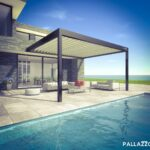 Select Windows Kunststof kozijnen - Pallazzo Lameldak voor een ibizagevoel in eigen tuin