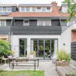Select Windows Kunststof kozijnen - Steellook pui Driehuis - aluminium kozijnen